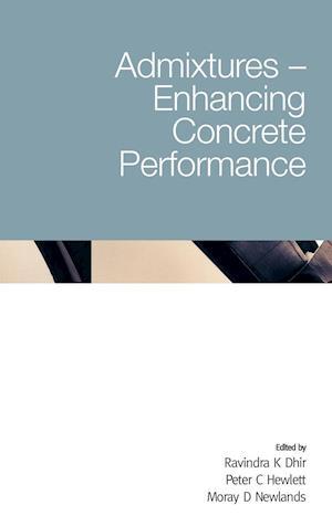 Admixtures - Enhancing Concrete Performance