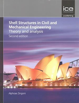 Bog, paperback Shell Structures in Civil and Mechanical Engineering af Alphose Zingoni