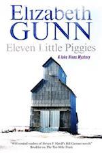 Eleven Little Piggies (Sarah Burke Mysteries)