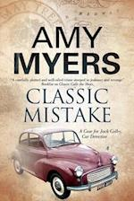 Classic Mistake (Jack Colby, Car Detective)