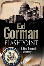 Flashpoint (A Dev Conrad Political Thriller, nr. 4)
