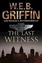 The Last Witness (A Badge of Honor Novel, nr. 11)