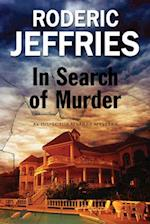 In Search of Murder (An Inspector Alvarez Mystery, nr. 37)