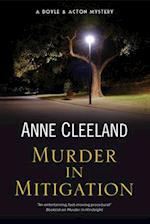 Murder in Mitigation (A Doyle and Acton Mystery, nr. 4)
