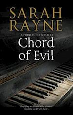 Chord of Evil (Phineas Fox Mystery, nr. 2)