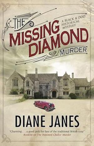 The Missing Diamond Murder