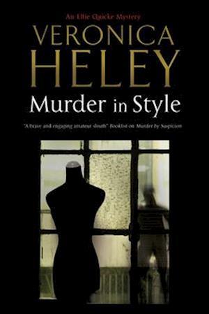 Bog, hardback Murder in Style af Veronica Heley
