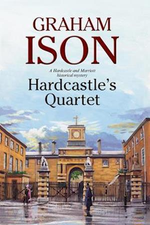 Bog, hardback Hardcastle's Quartet af Graham Ison