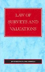 Law of Surveys and Valuations