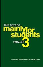 Best of Mainly for Students Vol 3