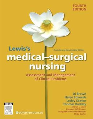 Bog, hardback Lewis's Medical-Surgical Nursing af Brown