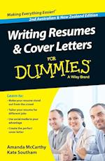 Writing Resumes & Cover Letters for Dummies (For dummies)