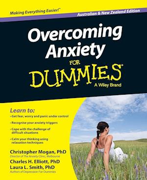Bog, paperback Overcoming Anxiety for Dummies, Australian and New Zealand Edition af Christopher Mogan