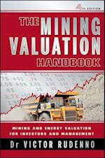 The Mining Valuation Handbook 4E