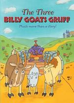 The Three Billy Goats Gruff Small Book (Inside Stories Traditional Tales)