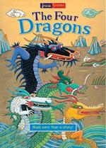 The Four Dragons Small Book (Inside Stories S)