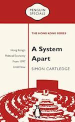 A System Apart (Penguin Specials Hong Kong)