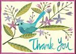 Avian Friends Parcel Thank You Notes