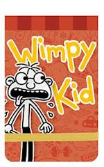 Diary of a Wimpy Kid Fregley Mini Journal af Jeff Kinney, Mudpuppy