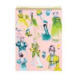 Fashion Figures Sketchbook af Mudpuppy