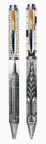 Ny Times Pen Set af New York Times