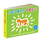 Keith Haring Pop Art Baby! af Mudpuppy Press