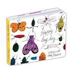Andy Warhol Happy Bug Day af Mudpuppy Press