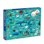 Ocean Life Family Puzzle