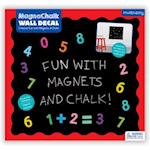Fun With 123s! Magnachalk Wall Decal