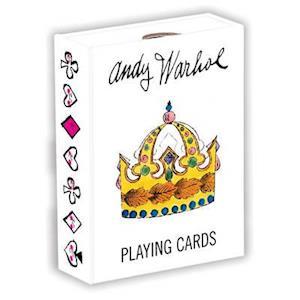 Bog, hardback Andy Warhol Playing Cards af Andy Warhol