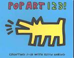 Keith Haring Pop Art 123! af Galison Mudpuppy