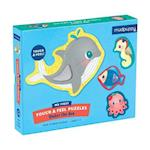 Under the Sea My First Touch & Feel Puzzles