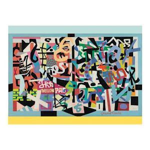 Bog, hardback Stuart Davis 1000 Piece Puzzle af Galison