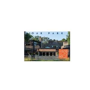 Bog, hardback Frank Lloyd Wright Oak Park Magnet af Frank Lloyd Wright