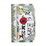 Quatre Saisons Notebook In Pouch With Pen