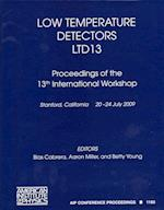 Low Temperature Detectors LTD 13 (AIP CONFERENCE PROCEEDINGS)
