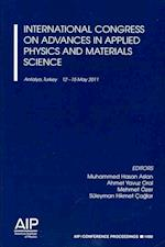 International Congress on Advances in Applied Physics and Materials Science (AIP Conference Proceedings Materials Physics and Applicati, nr. 1400)