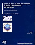 Porous Media and Its Applications in Science, Engineering, and Industry (AIP Conference Proceedings Materials Physics and Applicati, nr. 1453)