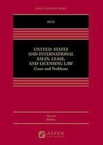 U.S. and International Sales, Lease, and Licensing Law (Aspen Casebooks)