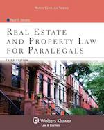 Real Estate and Property Law for Paralegals, Third Edition (Aspen College)