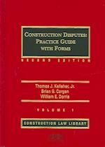 Construction Disputes (Construction Law Library)
