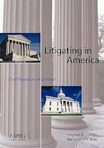 Litigating in America (Coursebook)