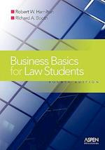 Business Basics Law Students (Introduction to Law)