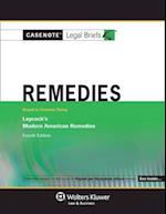 Casenote Legal Briefs for Remedies, Keyed to Laycock (Casenote Legal Briefs)