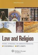 Law and Religion (Aspen Elective)