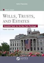 Wills, Trusts, and Estates (Aspen College)