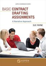 Basic Contract Drafting Assignments (Aspen Coursebook)