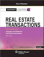 Real Estate Transactions (Casenote Legal Briefs)