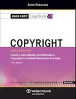 Casenote Legal Briefs for Copyright Law Keyed to Cohen, Loren, Okediji and Orourke (Casenote Legal Briefs)