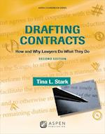 Drafting Contracts (Aspen Coursebook)